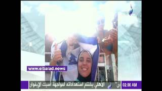 دعاء الغباشي تكشف لـ «شوبير» حقيقة صورة علم إسرائيل.. فيديو