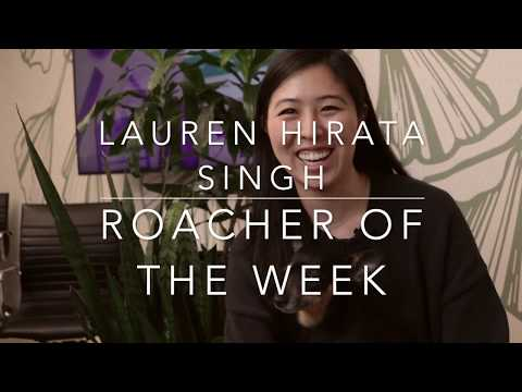 Roacher of the Week  Lauren Hirata Singh, Sr Technical Writer at Cockroach Labs