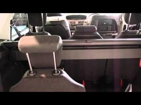citroen c4 grand picasso 7 seat youtube. Black Bedroom Furniture Sets. Home Design Ideas