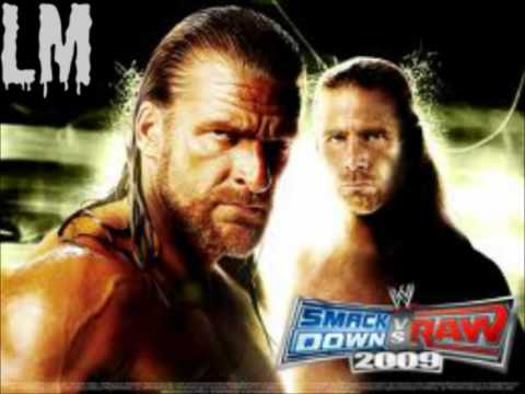 WWE Smackdown Vs Raw 2009- You Make Me Sick- Egypt Central