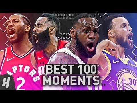 top-100-moments-of-the-2018-19-nba-season!!!
