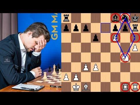 A Silent Confession | Magnus Carlsen vs Fabiano Caruana - 2018 Sinquefield Cup