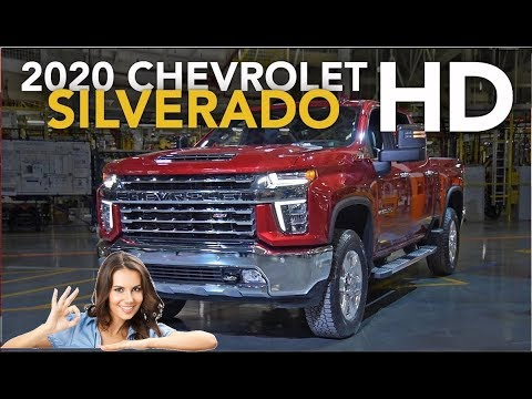 2020 Chevrolet Silverado HD - First Look