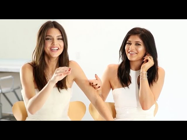 Top 12 Cutest Kendall & Kylie Jenner Sister Moments!   Hollywire