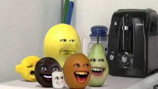 Annoying Orange Death-Sign Attack-Fake Annoying Orange Characters