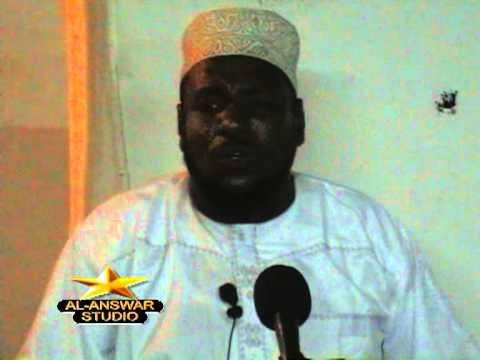 Sheikh BAHERO -(3/5)- MAANA YA LAAILAHA ILLA-LLAH NA MUHAMMAD-RASULU-LLAH