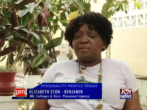 Personality Profile Friday - PM Express on Joy News (20-2-15)