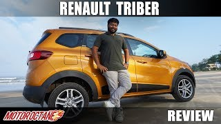 Renault Triber Review | Hindi | MotorOctane