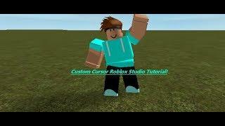 Roblox Studio Custom Cursor Tutorial