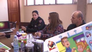 Escola do Legislativo e Proerd realizam parceria