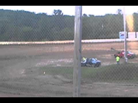 USMTS MODIFIEDS at eagle valley speedway b-main 2