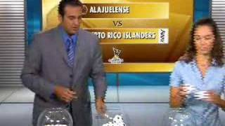 2008/09 CONCACAF Champions League Draw Preliminary Round