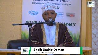 Sheik Bashir Osman