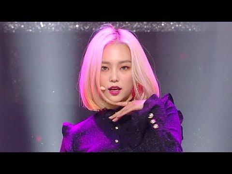 CLC - No [SBS Inkigayo Ep 992]