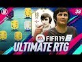 WE GOT GEORGE BEST!!! ULTIMATE RTG - #38 - FIFA 19 Ultimate Team