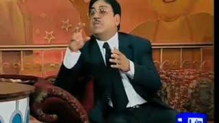 Hasb e Haal - 13 February 2016 | Azizi as Lawyer