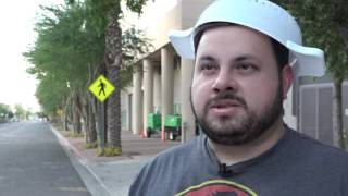 Pastafarian fights to wear spaghetti strainer