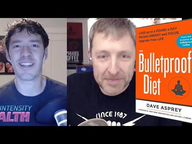 Bulletproof Diet w/ Dave Asprey + Gut Bacteria, Leptin Resistance
