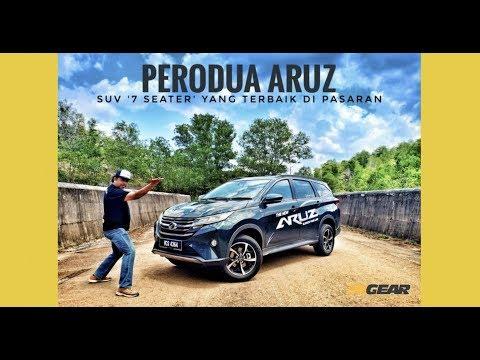 Perodua Aruz 2019 : SUV 7 Seater Terbaik Di Pasaran - ENGEAR REVIEW #Ep28