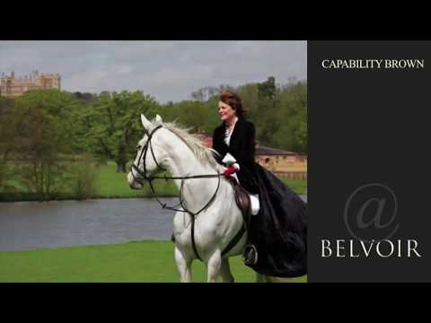 Capability Brown at Belvoir, Part 1