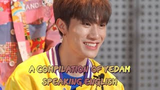 Download yedam speaking english