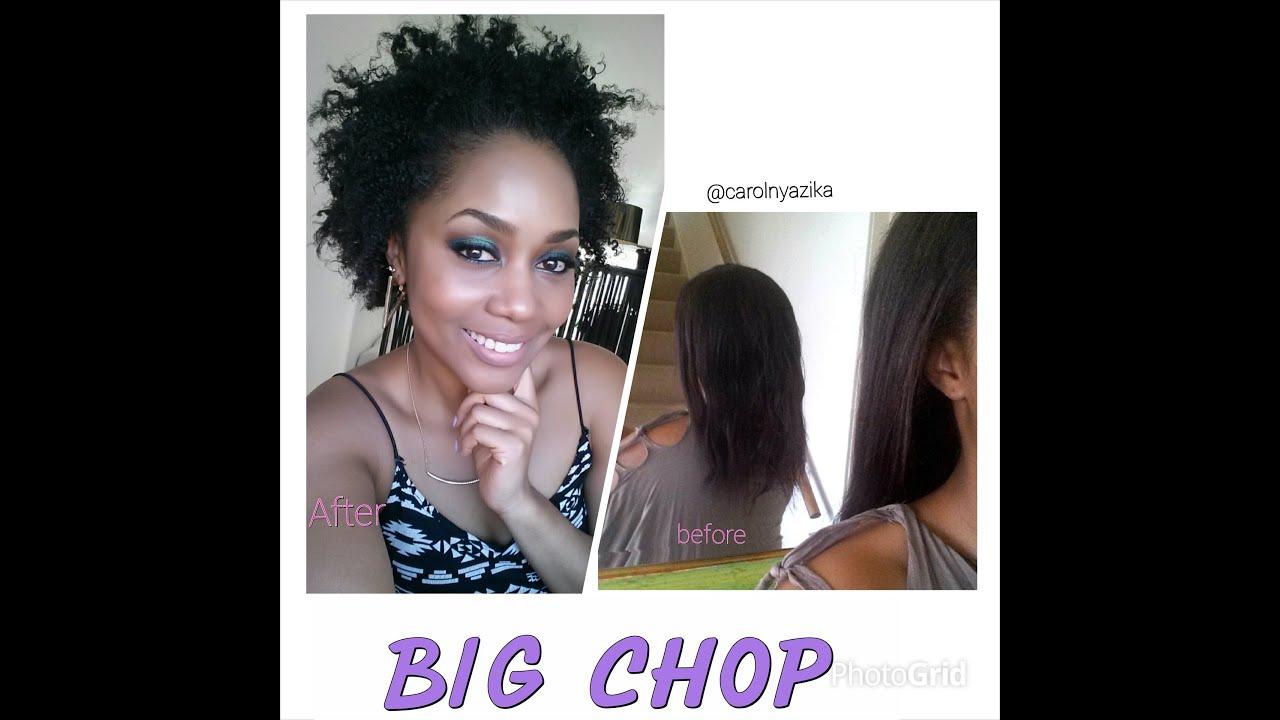 Hair Update: Big Chop - 16 months Post Relaxer