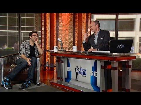 "Actor Rick Glassman Talks Hit  ""Undateable"" in Studio  5/14/15"