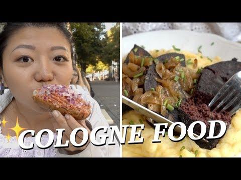 TOUR COLOGNE + HEARTY GERMAN FOODS (Kolsch Beer, Halve Hanh, Mettbrötchen)