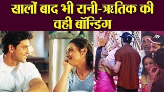 Rani Mukerji & Hrithik Roshan's Mujhse Dosti Karoge Reunion At Durga Puja Pandal | FilmiBeat