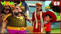 New Cartoon Show  Chacha Bhatija    Hindi Cartoons For Kids  Yamraj Ki Dharti Yatra