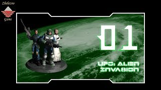Играем в UFO: Alien Invasion #1