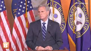 GOP Leader Kevin McCarthy Holds Weekly Press Conference