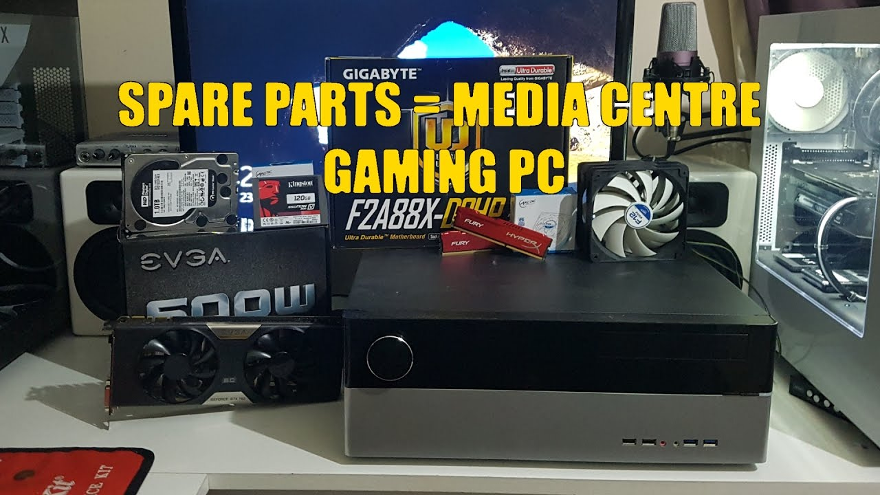 Gaming Htpc Build