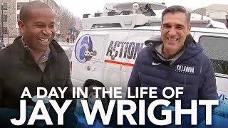 A day in the life of Villanova's Jay Wright