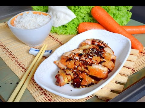 Teriyaki chicken easy japanese recipe youtube teriyaki chicken easy japanese recipe forumfinder Image collections