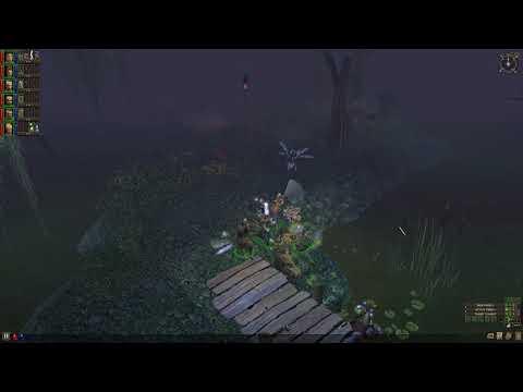 Dungeon Siege - Walk through Episode 16 | 1080p 60fps | Swampy days |