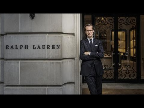 Ralph Lauren Aims for Retail Makeover