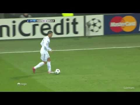 Cristiano Ronaldo VS AC Milan Away HD 1080i By LuixNani