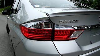 Обзор Honda Grace Hybrid