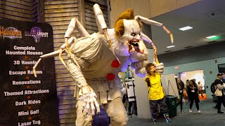 SCARY Transworld Halloween Props, Animatronics and Scares