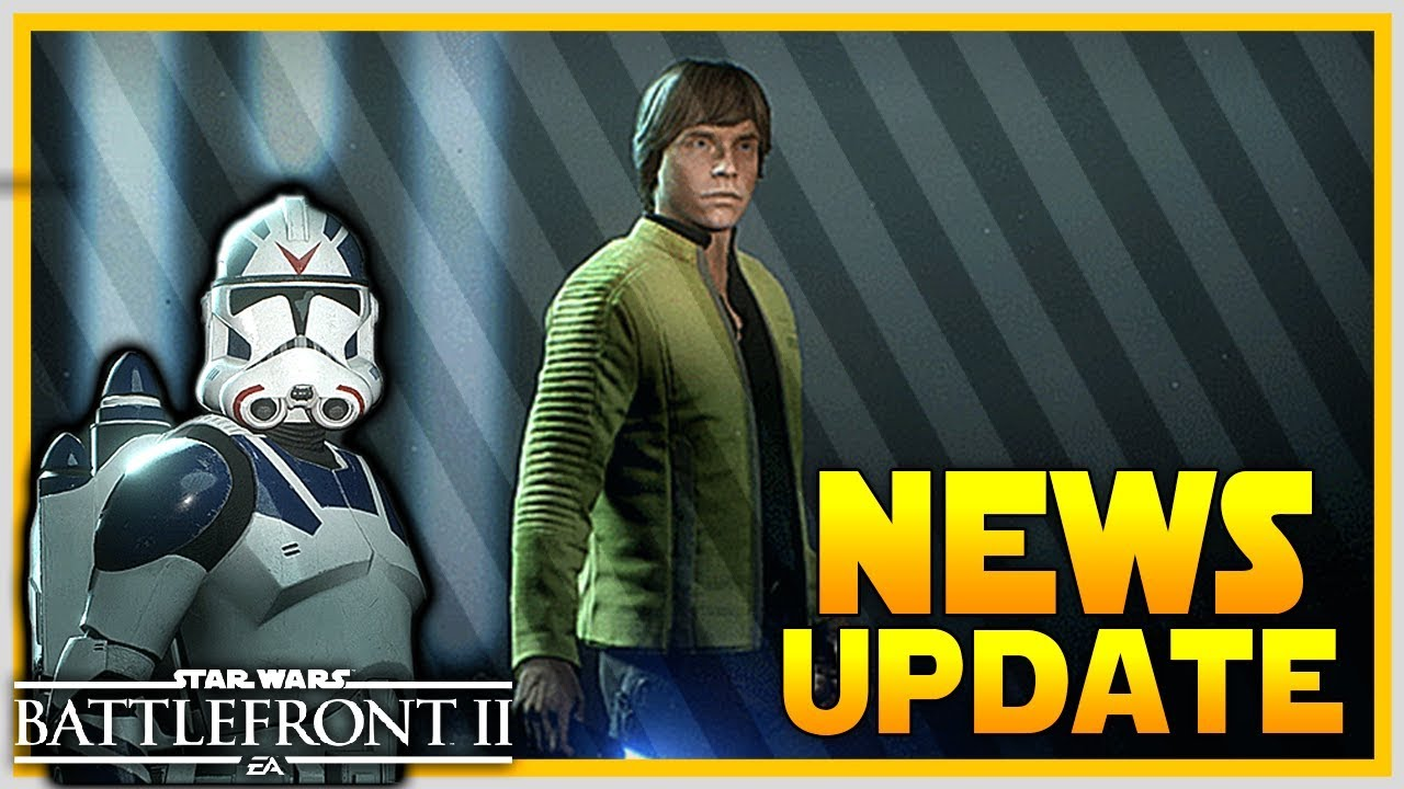 News Update Full Release Notes New Aerial Skin New Ui Ewok Hunt Changes More Battlefront 2