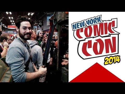 ComicPOP at New York Comic Con!