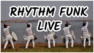 #RhythmFunk Live At Mistura Art Fest || DHOL -TASHA || 2018