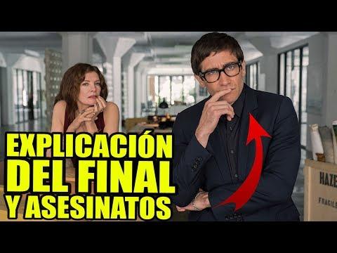 VELVET BUZZSAW de Netflix FINAL Y ASESINATOS EXPLICADOS