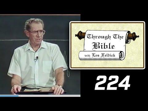 [ 224 ] Les Feldick [ Book 19 - Lesson 2 - Part 4 ] Saul Changes to Paul |b