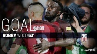 MNT vs. Panama: Bobby Wood's Goal - Oct. 6, 2017 thumbnail