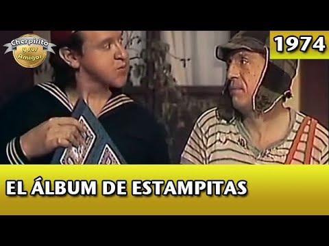 El Chavo | El álbum de estampitas (Completo)