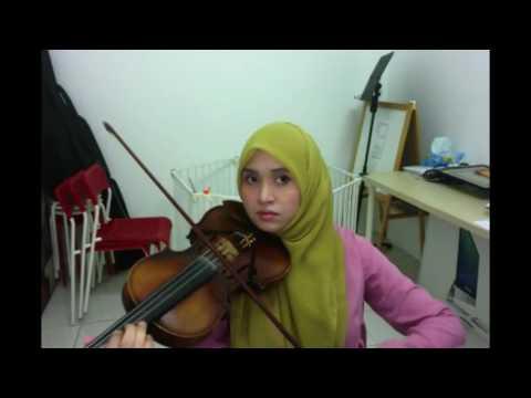 Secret Garden (violin cover by Endang Hyder )