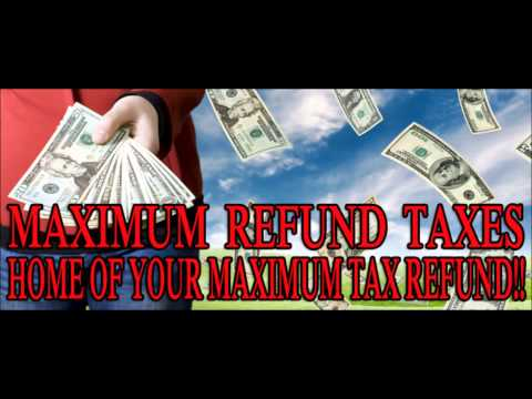 Maximum Refund Taxes 678-885-9197 Income Tax Preparation Atlanta Decatur Stone Mountain GA