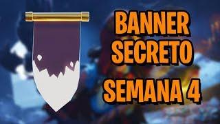 SECRET BANNER-WEEK 4-Fortnite Battle Royale